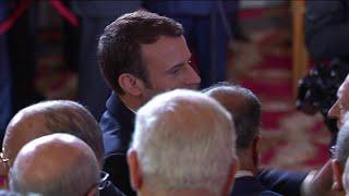 Interview de Macron: avec qui le président s'est-il préparé?