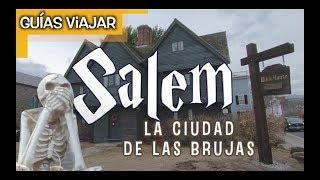 Qué pasó en SALEM El PUEBLO de las BRUJAS
