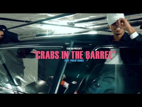 Yung Mil - Crabs In The Barrel ft. Philup Banks (Official Music Video)