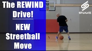 top 10 best streetball crossovers ankle breakers handles moves rewind drive how to tutorial