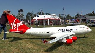 Video Giant Boeing 747-400 Virgin Atlantic download MP3, 3GP, MP4, WEBM, AVI, FLV Juni 2018