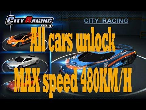 city racing 3d all cars unlock - city racing 3d all cars unlock max speed 480kmh part 1 - 동영상