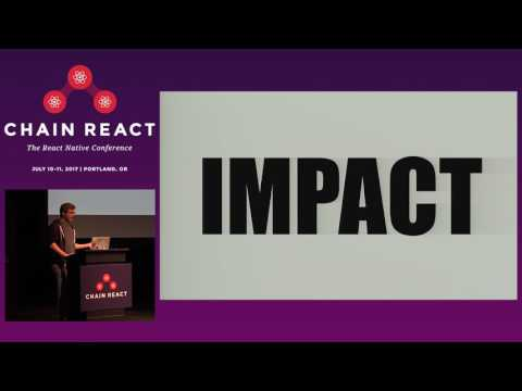 Chain React 2017: React Native Sandpaper by Brent Vatne