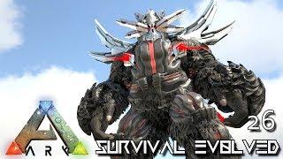Ark Survival Evolved New Update Mod Annunaki Genesis Prometheus Rag...
