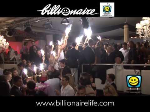 BILLIONAIRE CLUB  MONTECARLO MONACO AT FAIRMONT HOTEL