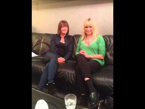 Jo Wood & Suzanne Lee Barnes - our guests on Biz Buzz May 2014