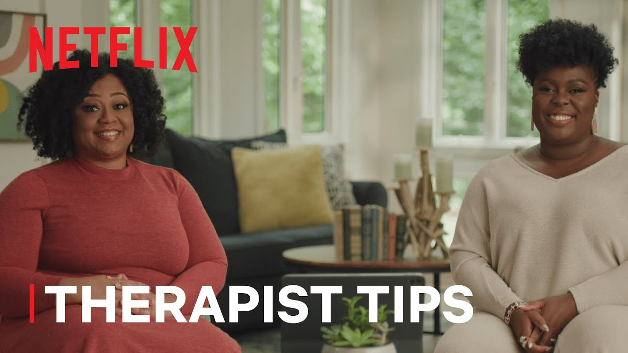 Tips to Help Find a Therapist | Never Have I Ever | Netflix