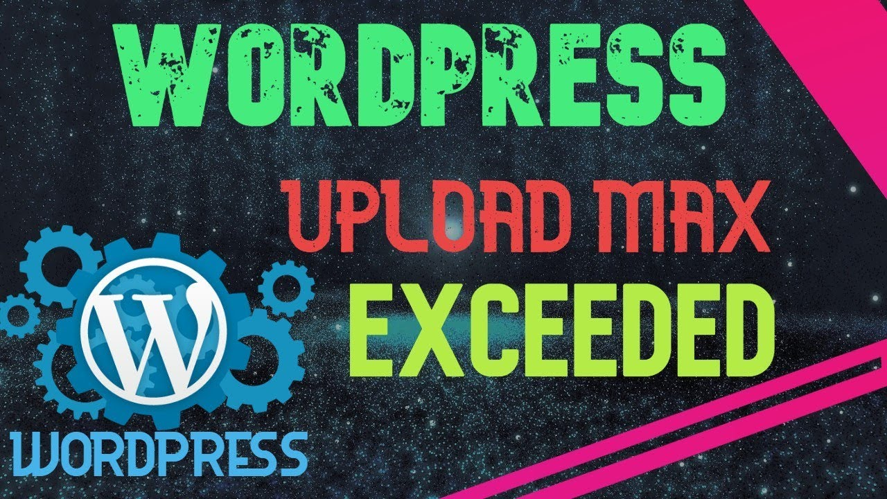 The uploaded file exceeds the upload_max_filesize directive php.ini localhost wordpress Fix 2019