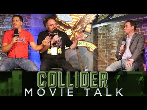 Kingsman 2 and Pacific Rim: Uprising Trailers - Collider Movie Talk Live From SDCC 2017