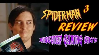 Spider Man 3 Xbox 360 video game review