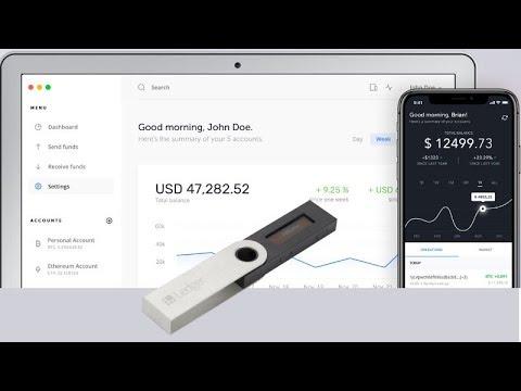 Ledger to Launch Desktop & Mobile Applications Soon! Ledger Nano S Crypto Storage