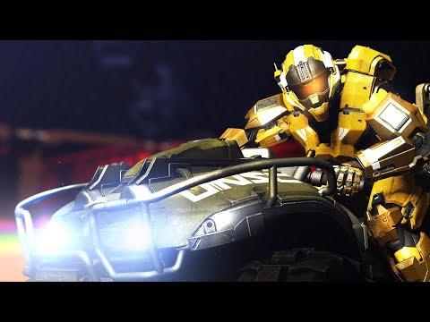 Mongoose Sumo   Halo 5 Custom Game