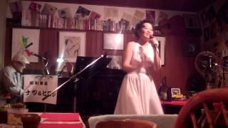 浜松 昭和歌謡 ナツ&ヒロシ 演奏は0:57~