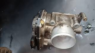 MARUTI SUZUKI ERTICA  PICKUP TUNEUP  THROTTLE  BODY CLEANING