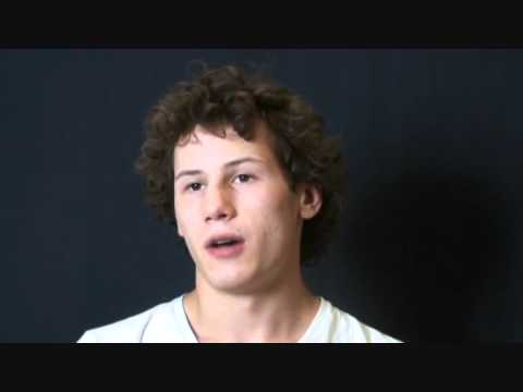 Lucas Pittaway, Star of Snowtown, Speaks With Kryztoff.wmv