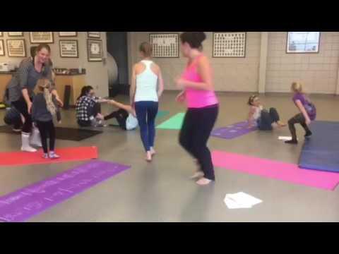 Move, Memorize, Meditate: A Kids Yoga Game