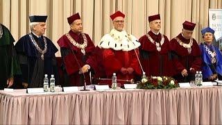 Zapętlaj UEK Inauguracja Roku Akademickiego 2014/2015, | fva pl