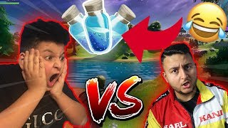 😱Fortnite WER findet MEHR MINIS ? | Wick Brothers Gaming