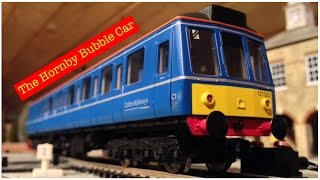 REVIEW: The Hornby Chiltern Railways class 121 Bubble Car