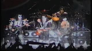 KISS - Psycho Circus - Kiel 1999 - Psycho Circus Tour (HD)