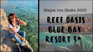 Обзор отеля Reef Oasis Blue Bay Resort Spa 5 Египет Шарм эль Шейх