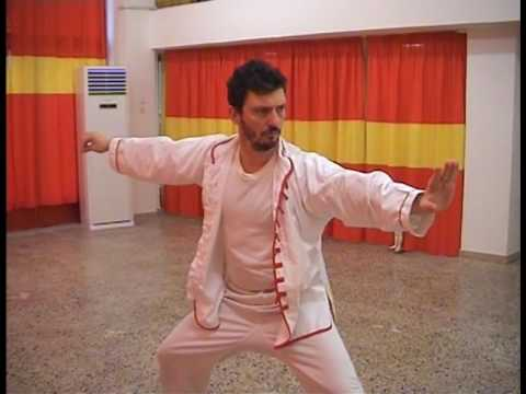 "Chen Taiji Quan""Practical Method""-Yi Lu-Athanasios Alexatos-Greece 2017"