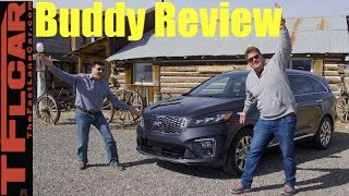 2019 Kia Sorento 0-60 MPH Review: Much Bigger Inside Than Out!