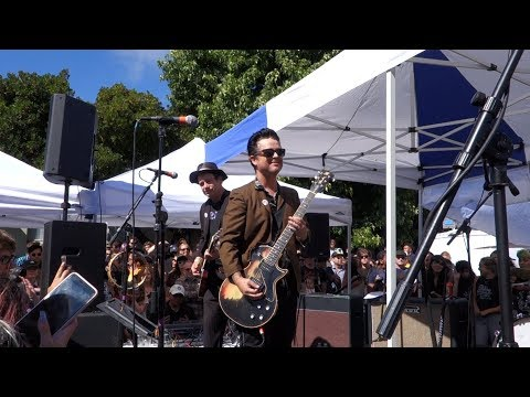 The Coverups (Green Day) - I Wanna Be Sedated (Ramones cover) – 40th Street Block Party, Oakland