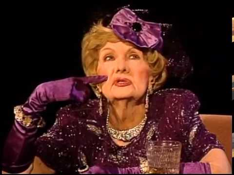 Anita Page--1993 TV Interview, Broadway Melody, Joan Crawford (Complete Version)