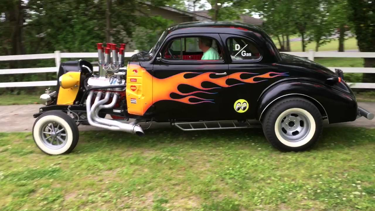 39 Chevy...Gasser Style \