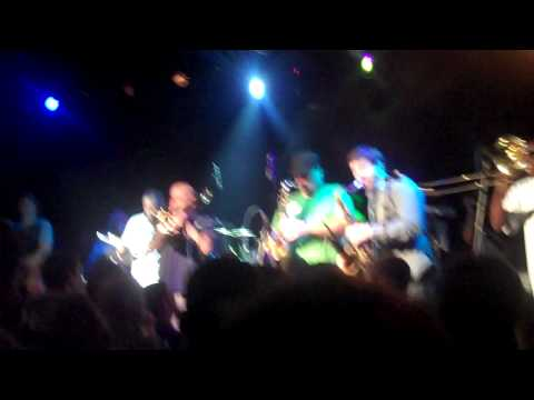 Spring Heeled Jack (live) - Peg Leg Bates - 5/8/10 - Toad's Place