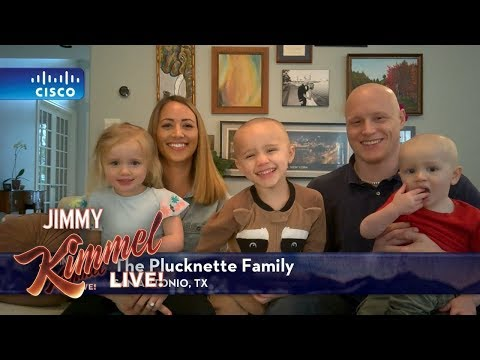 Theresa -  Jimmy Kimmel Interviews Kid Who Shaved His Siblings' Heads (VIDEO)