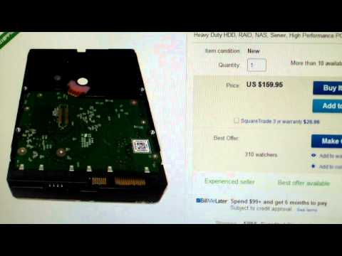 White Label Hard Drives - How to get Western Digital HDDs for cheap!