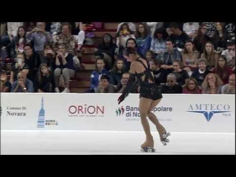 Silvia Nemesio Campionato del mondo 2016 LP