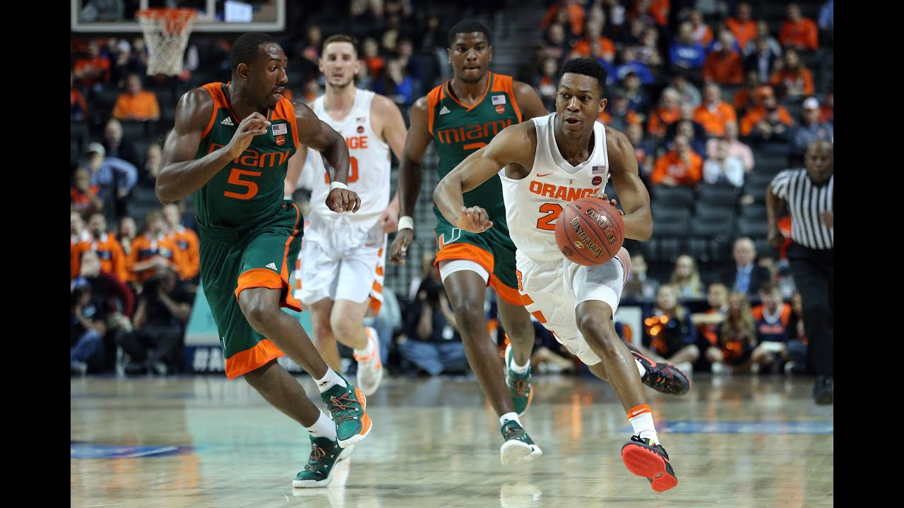 Syracuse basketball defeats Connecticut 72-63: Brent Axe recap ...