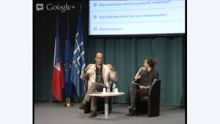 2hour Q and A with Loic Le Meur at HEC Paris with Penelope Liot & students
