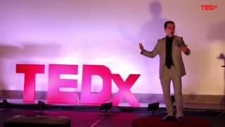 Magic of thinking | Keith Brown | TEDxUniversityofWindsor