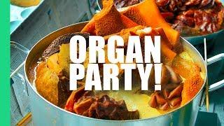 Cow Organ Soup! (Phá Lấu) Could it really be yummy???