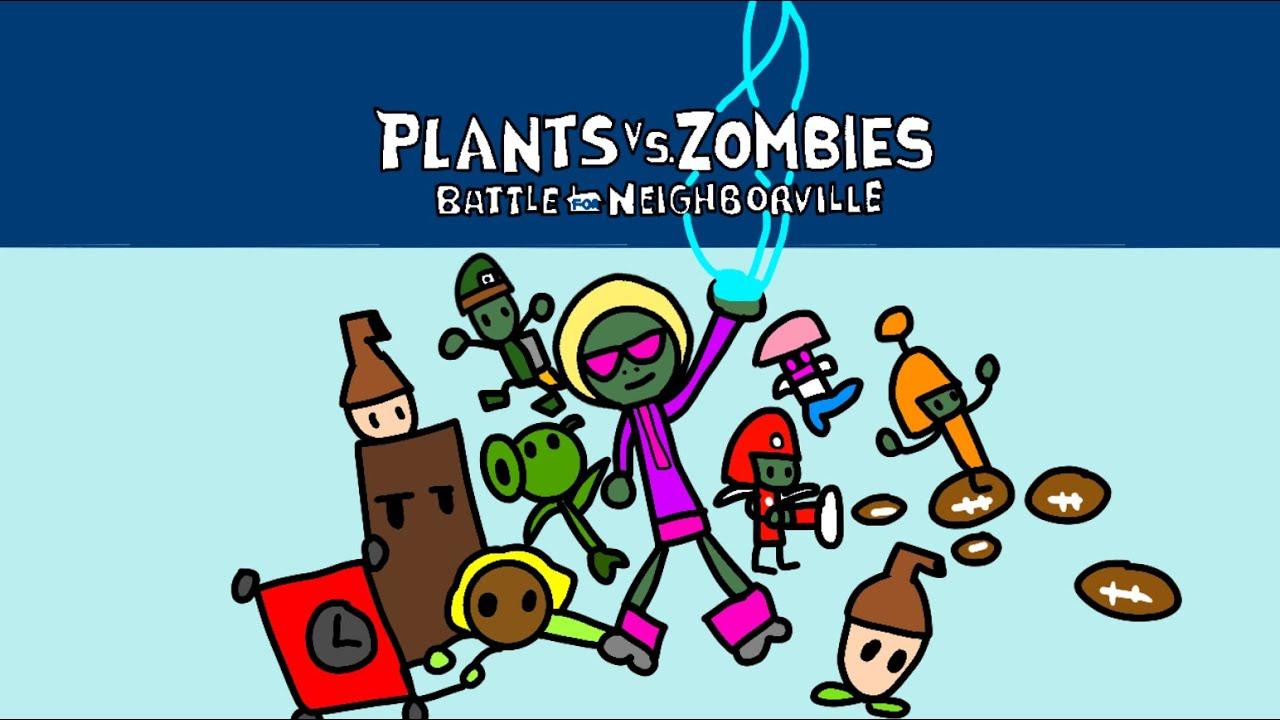 Plants vs. Zombies: Battle For Neighborville Reanimated
