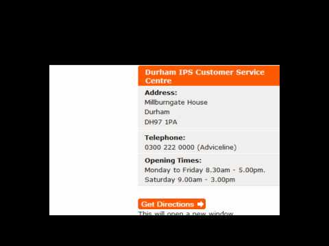 Where is Durham Passport Office | Direction to Durham Passport Office