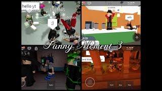 Roblox MM2 Gangs - Lustige Momente 3
