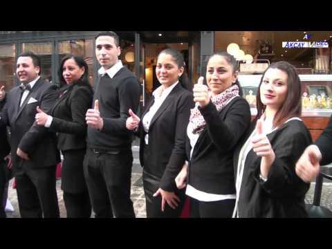 EISCAFE TRENTINO DUE / ALTSTADT SAARLOUIS / WERBE-TRAILER / INTERVIEW / AKCAY VIDEO PRODUCTION