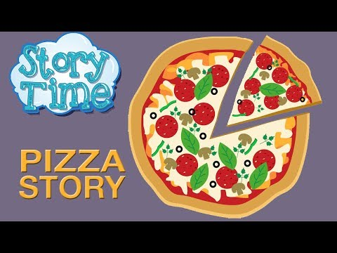 Pizza in his pocket - Story time | CABTV