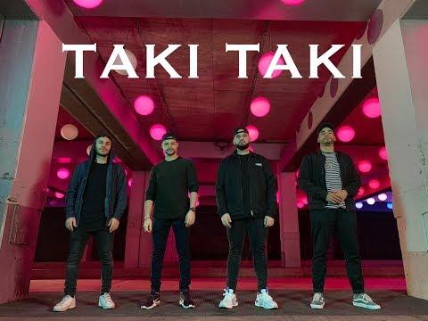 Berywam - Taki Taki (DJ Snake) - Beatbox