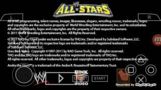 Wie machen die eine phänomenale AJ styles wwe all stars ppsspp