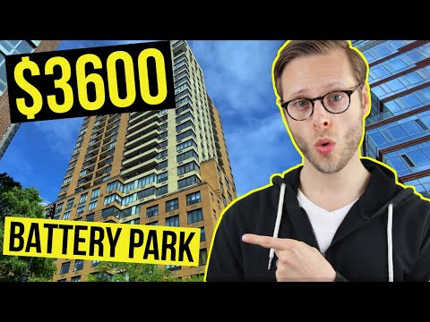 SEE A $3600 Luxury NYC Apartment In A 24hr Doorman Building!