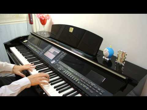Sympathy From Five Fingers 五指咒鳴曲  Piano