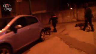 Violenze e minacce a imprenditore per costringerlo a pagare il pizzo: 8 arresti nel Barese