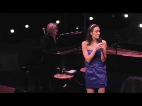 BWW TV EXCLUSIVE: Laura Benanti in Concert for Lincoln Center's American Songbook!