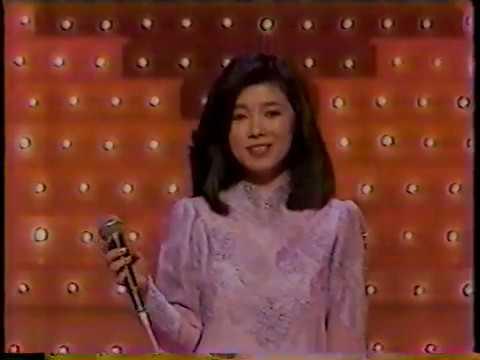 1985 藍美代子さん ミカンが実る頃 懐メロ番組?にご出演 JAPAN